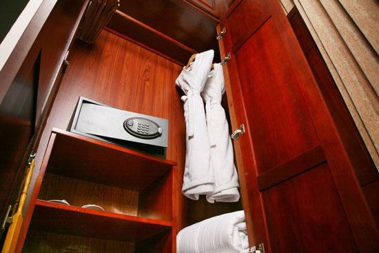 Гостиничный сейф