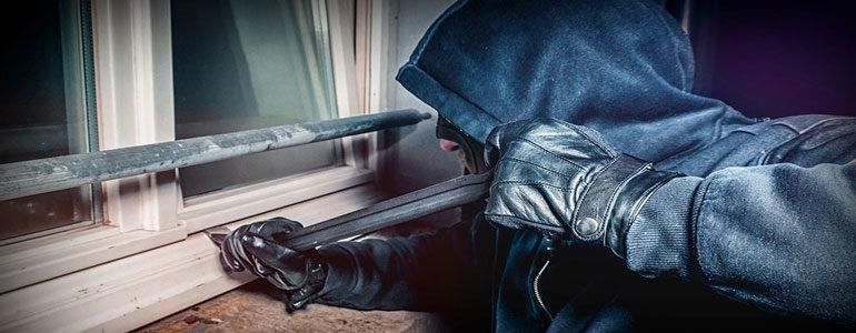 Кражи из частных домов