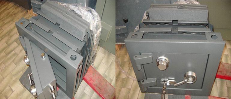 Вбудований сейф