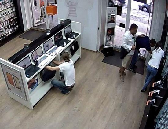 Відеоспостереження у магазині