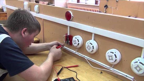 Тестування працездатності обладнання