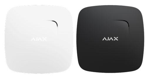Бездротова сигналізація Ajax: Датчик FireProtect