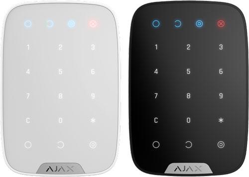 Бездротова сигналізація Ajax: Клавіатура KeyPad