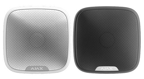 Бездротова сигналізація Ajax: Вулична сирена StreetSiren