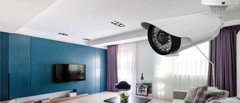 Видеонаблюдение в квартире фото, картинка