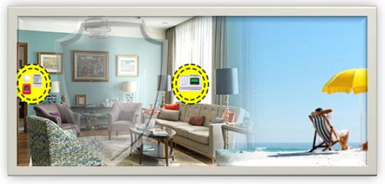 Акция «Охрана квартиры на время отпуска»