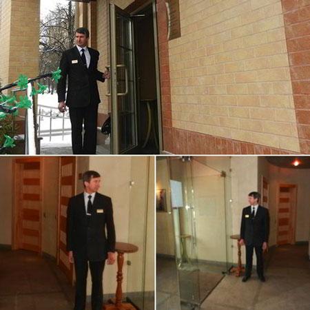 Фізична охорона готелю