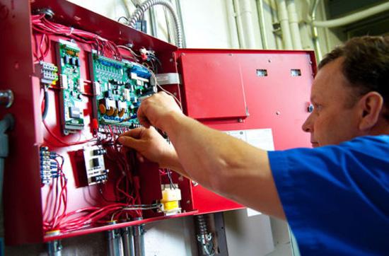 Монтаж та налаштування пожежної сигналізації