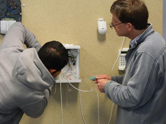 Обслуговування охоронної сигналізації фото, картинка