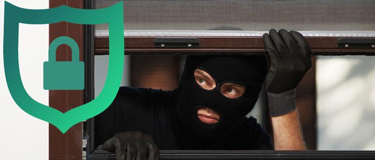Охранная сигнализация на окна фото, картинка