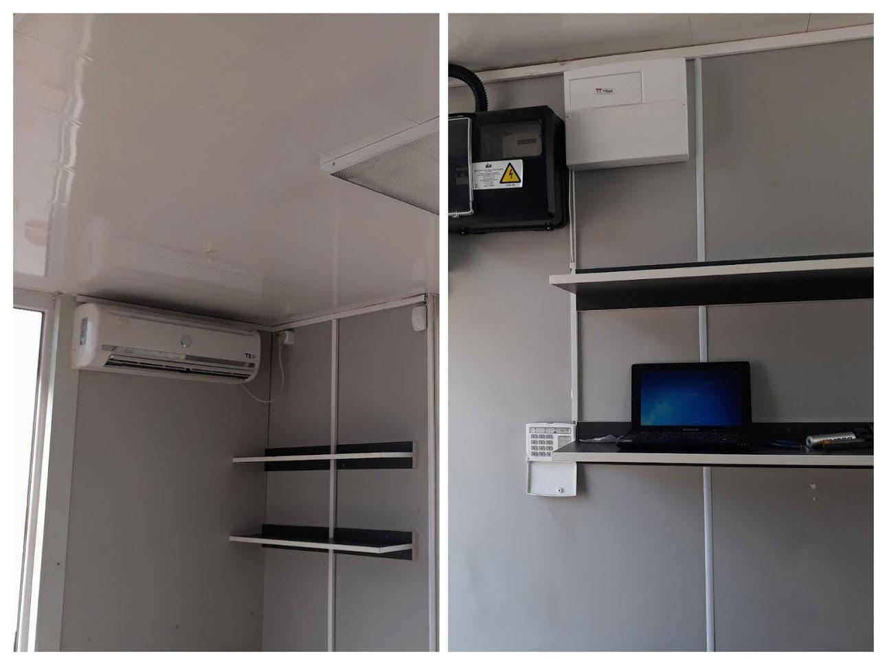 Работу системы безопасности в офисе успешно восстановлено