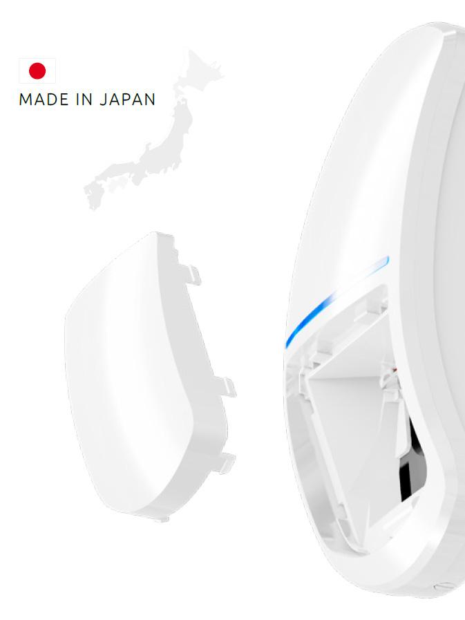 Произведенная в Японии линза высочайшего качества
