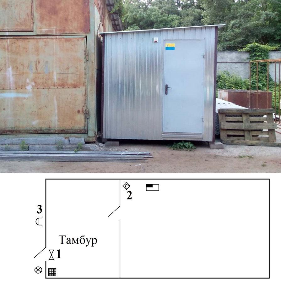 Сигнализация для помещения без отопления и с проблемами с питанием